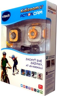 Kidizoom Action Cam X7