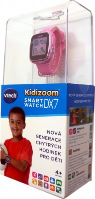 Kidizoom Smart Watch DX7 - růžové