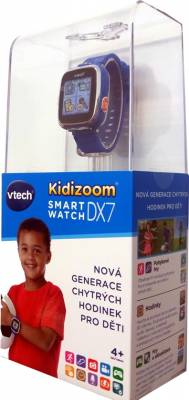 Kidizoom Smart Watch DX7 - modré